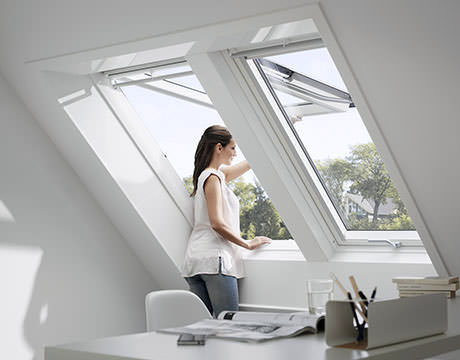 How to choose the size and number of roof windows